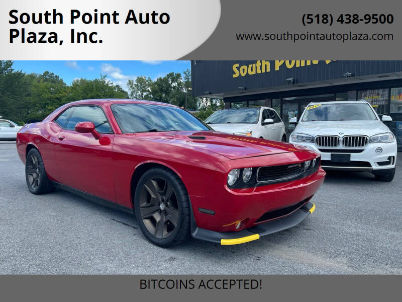2011 Dodge Challenger for sale at South Point Auto Plaza, Inc. in Albany NY