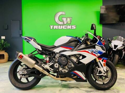 2020 BMW S1000rr Premium for sale at GW Trucks in Jacksonville FL