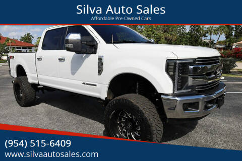 2017 Ford F-250 Super Duty for sale at Silva Auto Sales in Pompano Beach FL