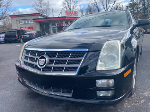 2008 Cadillac STS for sale at Right Place Auto Sales in Indianapolis IN