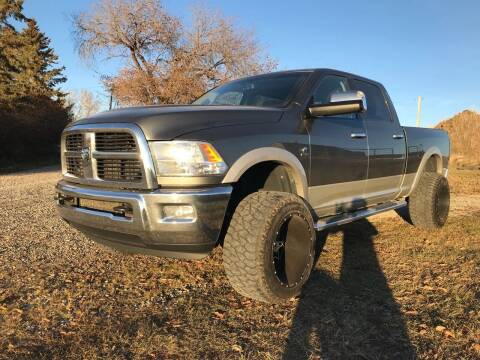 2011 RAM Ram Pickup 2500 for sale at Truck Buyers in Magrath AB