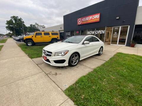 2014 Mercedes-Benz CLA for sale at HOUSE OF CARS CT in Meriden CT