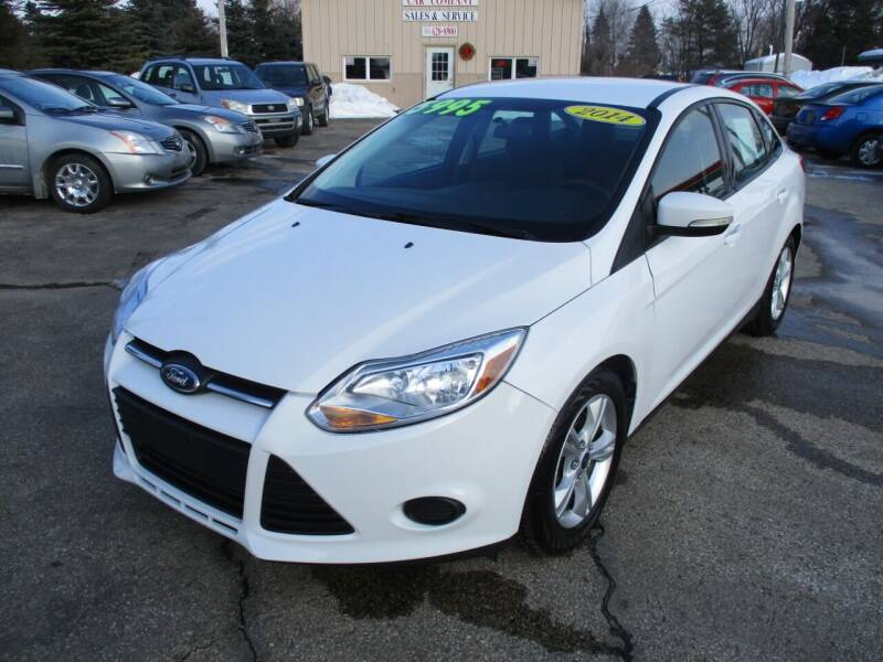 2014 Ford Focus for sale at Richfield Car Co in Hubertus WI