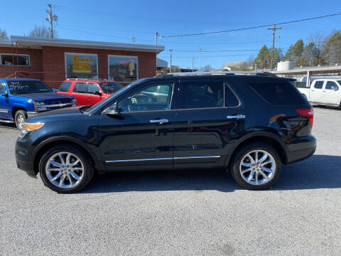 2015 Ford Explorer for sale at Lewis Used Cars in Elizabethton TN