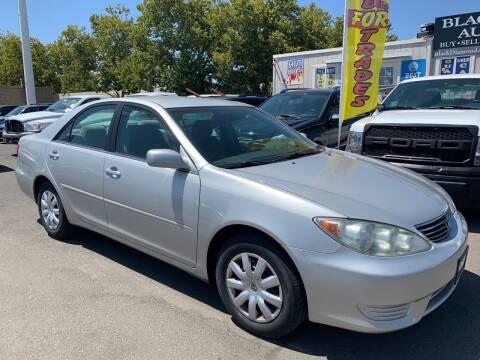 2005 Toyota Camry for sale at Black Diamond Auto Sales Inc. in Rancho Cordova CA