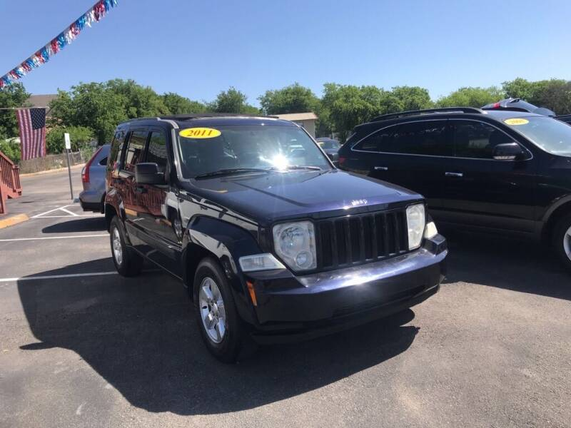 2011 Jeep Liberty for sale at Auto Solution in San Antonio TX