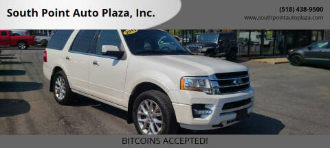 2015 Ford Expedition for sale at South Point Auto Plaza, Inc. in Albany NY