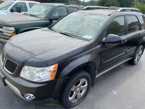 2008 Pontiac Torrent for sale at Sartins Auto Sales in Dyersburg TN