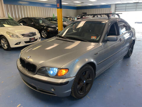 2005 BMW 3 Series for sale at JerseyMotorsInc.com in Teterboro NJ