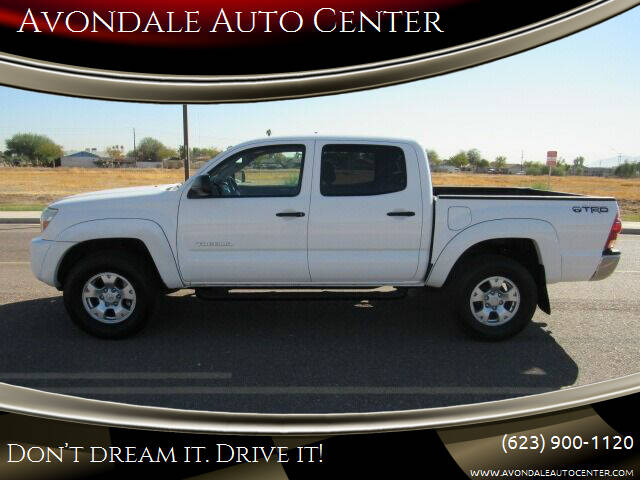 2006 Toyota Tacoma for sale at Avondale Auto Center in Avondale AZ