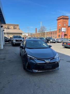 2018 Toyota Corolla for sale at Caravan Auto in Cranston RI