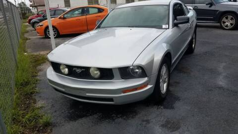 2008 Ford Mustang for sale at GULF COAST MOTORS in Mobile AL