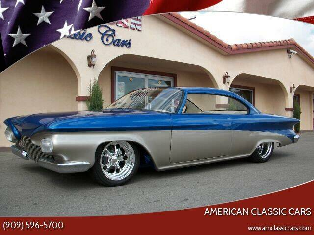 1961 Plymouth Fury for sale at American Classic Cars in La Verne CA