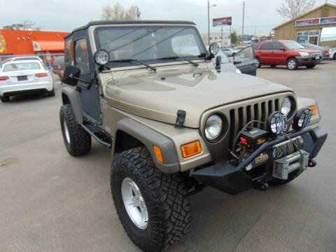 2006 Jeep Wrangler for sale at Avalanche Auto Sales in Denver CO
