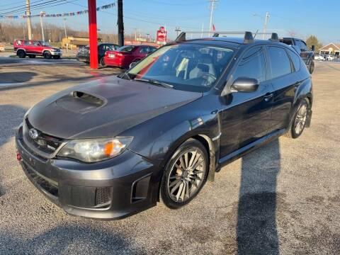 2011 Subaru Impreza for sale at Best Motor Auto Sales in Geneva OH