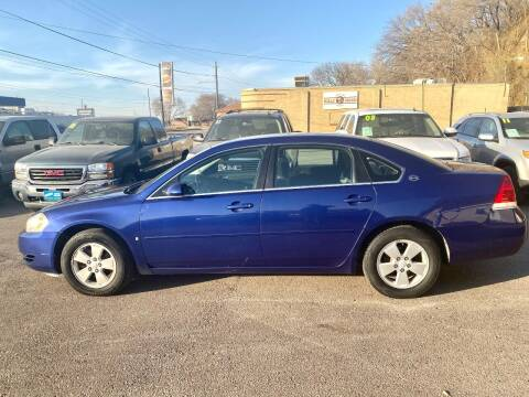 2006 Chevrolet Impala for sale at Iowa Auto Sales, Inc in Sioux City IA