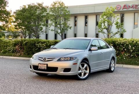 2007 Mazda MAZDA6 for sale at Carfornia in San Jose CA
