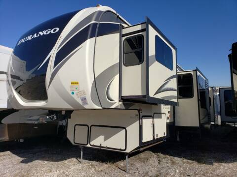 2017 KZ  Durango Gold 380FLF  for sale at Ultimate RV in White Settlement TX