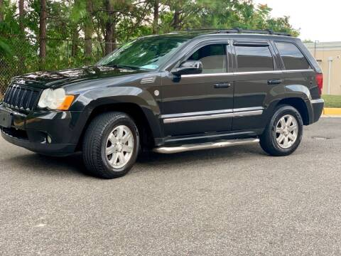 2009 Jeep Grand Cherokee for sale at XCELERATION AUTO SALES in Chester VA