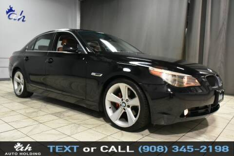 2006 BMW 5 Series for sale at AUTO HOLDING in Hillside NJ