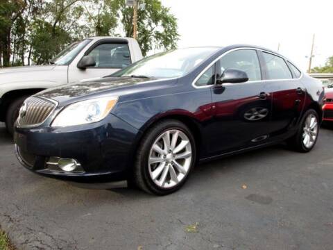 2015 Buick Verano for sale at American Auto Group Now in Maple Shade NJ
