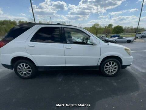 2006 Buick Rendezvous for sale at Matt Hagen Motors in Newport NC