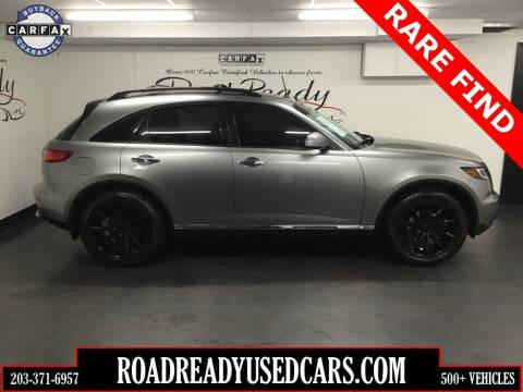 2007 Infiniti FX35 for sale at Road Ready Used Cars in Ansonia CT