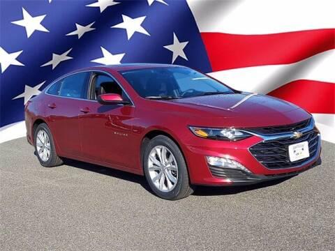 2021 Chevrolet Malibu for sale at Gentilini Motors in Woodbine NJ
