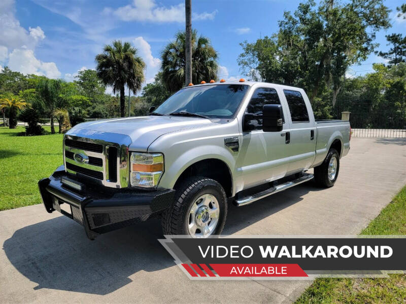 2010 Ford F-250 Super Duty for sale at Lake Helen Auto in Orange City FL