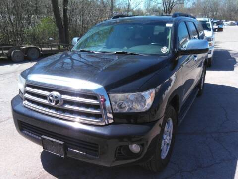 2008 Toyota Sequoia for sale at Sarpy County Motors in Springfield NE