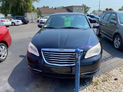 2011 Chrysler 200 for sale at Diamond Auto Sales in Pleasantville NJ