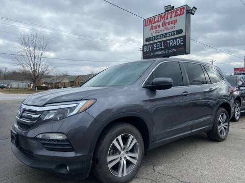2018 Honda Pilot for sale at Unlimited Auto Group in West Chester OH