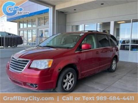 2008 Chrysler Town and Country for sale at GRAFF CHEVROLET BAY CITY in Bay City MI