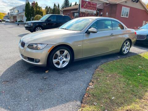 2009 BMW 3 Series for sale at R & R Motors in Queensbury NY