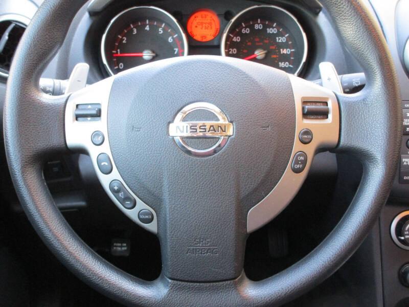 2008 Nissan Rogue AWD SL Crossover 4dr - Dallas TX