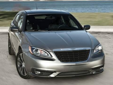 2011 Chrysler 200 for sale at Bill Gatton Used Cars - BILL GATTON ACURA MAZDA in Johnson City TN