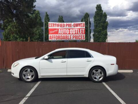 2010 Chevrolet Malibu for sale at Flagstaff Auto Outlet in Flagstaff AZ