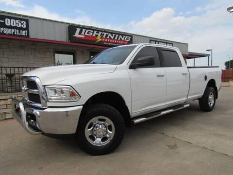 2013 RAM Ram Pickup 2500 for sale at Lightning Motorsports in Grand Prairie TX