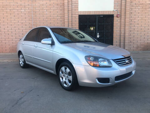 2009 Kia Spectra for sale at Freedom  Automotive in Sierra Vista AZ