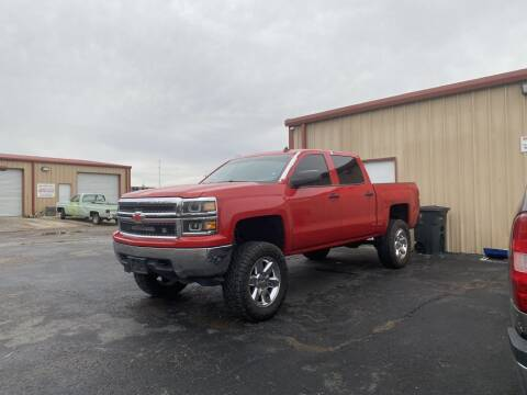 2014 Chevrolet Silverado 1500 for sale at Bam Auto Sales in Azle TX