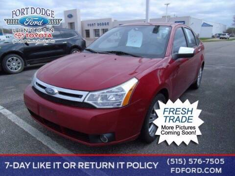 2010 Ford Focus for sale at Fort Dodge Ford Lincoln Toyota in Fort Dodge IA
