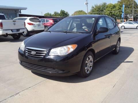 2010 Hyundai Elantra for sale at Kansas Auto Sales in Wichita KS
