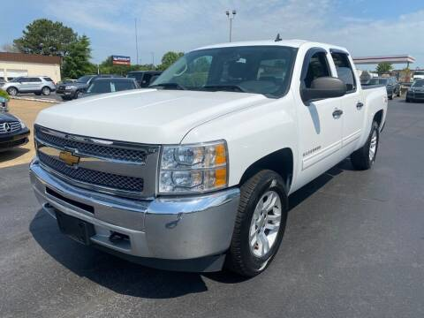 2013 Chevrolet Silverado 1500 for sale at JV Motors NC 2 in Raleigh NC