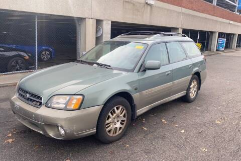 2003 Subaru Outback for sale at WEINLE MOTORSPORTS in Cleves OH