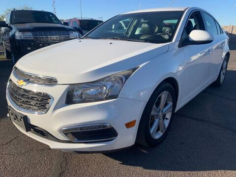 2015 Chevrolet Cruze for sale at Town and Country Motors in Mesa AZ