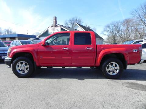 2009 Chevrolet Colorado for sale at Car Now in Mount Zion IL