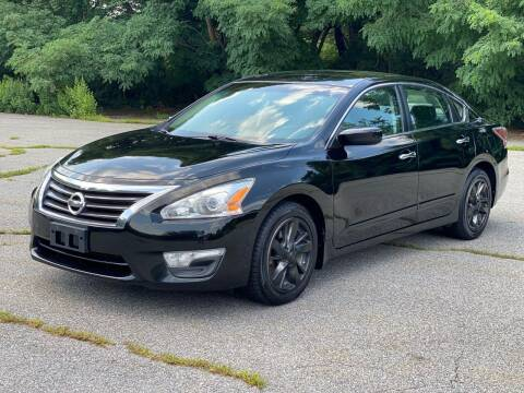 2014 Nissan Altima for sale at Westford Auto Sales in Westford MA