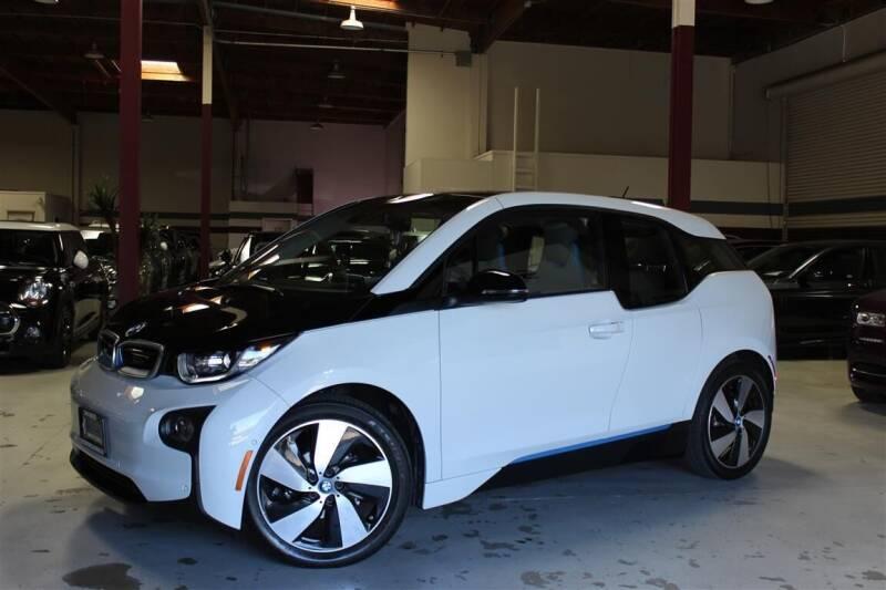 2017 BMW i3 for sale at SELECT MOTORS in San Mateo CA