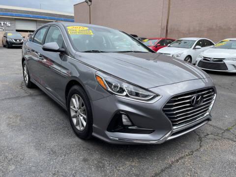 2018 Hyundai Sonata for sale at Cars 2 Go in Clovis CA