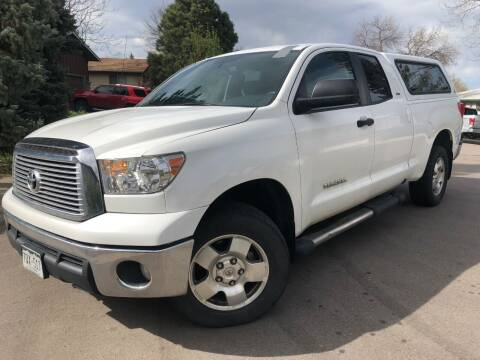 2010 Toyota Tundra for sale at Zapp Motors in Englewood CO